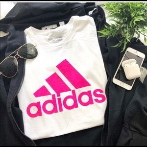 Adidas Classic Women's fit tee